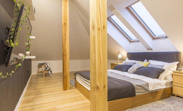 Jak Urządzić Przytulną I Funkcjonalną Sypialnię Na Poddaszu
