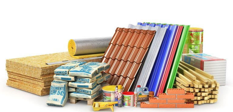Удачный подбор строительных материалов