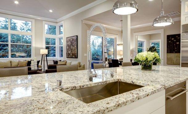 Blat Granitowy W Kuchni I łazience Jakie Ma Zalety Jak
