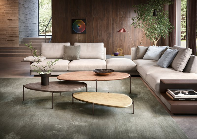 Chaplins Furniture, Ishino Table by Walter Knoll, https://chaplins.co.uk/