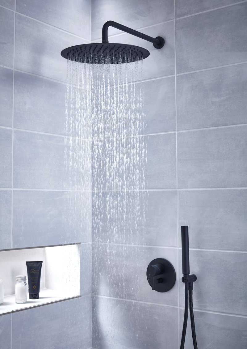 Frontline Bathrooms, Vibe Shower Pack, https://www.frontlinebathrooms.co.uk/