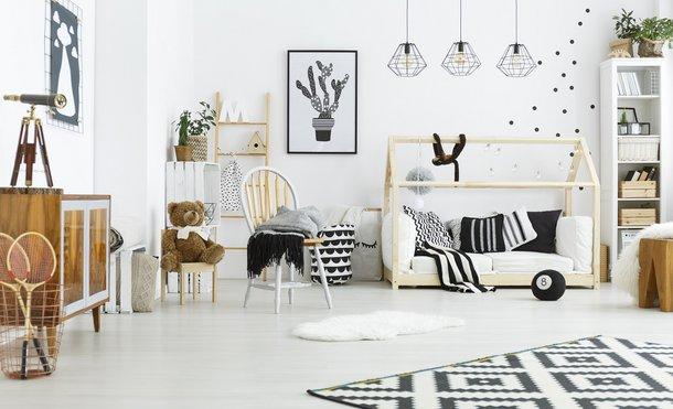 f77308a9 Jak urządzić mały pokój? dla dziewczynki, dla chłopca? - Building ...