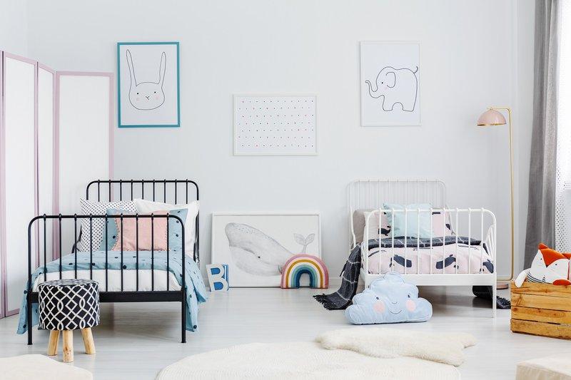 Jak Urządzić Mały Pokój Dla Dziewczynki Dla Chłopca Building