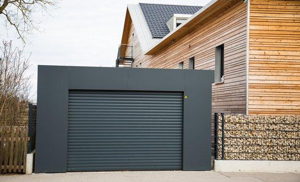 Poważne Garaż bez pozwolenia – do ilu metrów? jaki rodzaj? - Building YW23