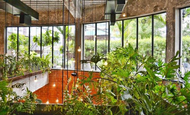 Cudowna Ogród zimowy - na tarasie lub balkonie, jak tanio zrobić AI49