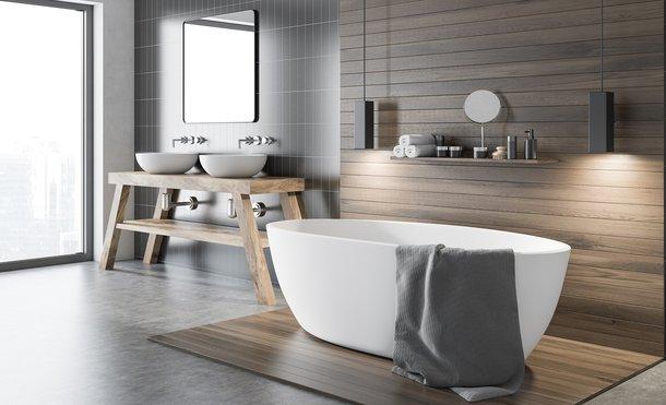 Jakie Oświetlenie Do łazienki Building Companion Blog