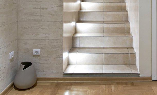 Super Schody z płytek - jak dobrać i wyłożyć płytki? - Building WE28