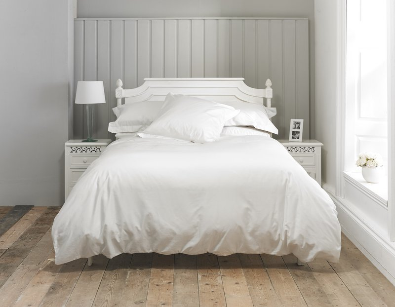 The French Bedroom Co, Boutique 800 Luxury White Bed Linen Set  Lifestyle, £22, 6537036.jpg